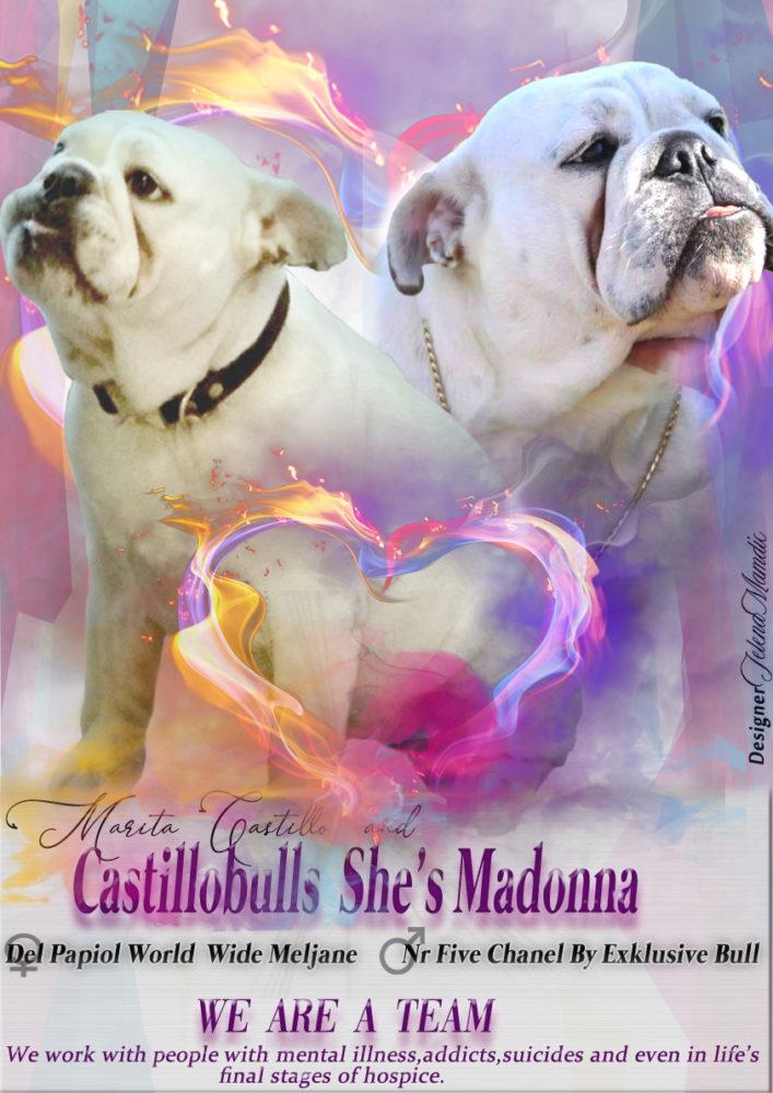 Castillobulls She's madonna