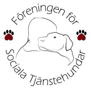 Foreningen-for-Sociala-Tjanstehundar-logga